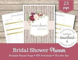 Bridal Shower Planning Vloger Info
