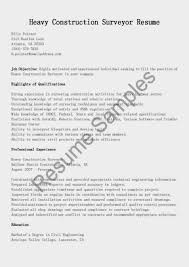 Survey Technician Resume Sample Staggering Land Surveyor Resumes Surveying Sample Professional 8