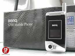 Siamphone.com : รีวิวโทรศัพท์มือถือ BenQ S700 ...