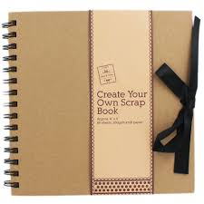 create your own sbook