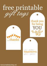 Free Printable Favor Tags Free Printable Gift Tags Free Printable Gift Tags Teacher