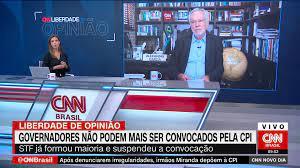 Alexandre Garcia: A não convocação de governadores esvazia a CPI da Pandemia