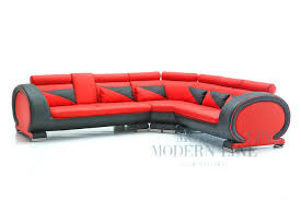 Black Leather Sectional Sofa With Recliner Red Leather Sectional Sofa Bed Microfiber With Recliner 9973