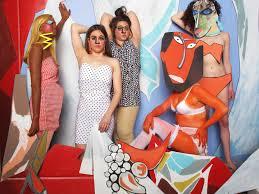 Jaimie Warren Artist in Residence, March 2018 – Bunnell Street Arts Center