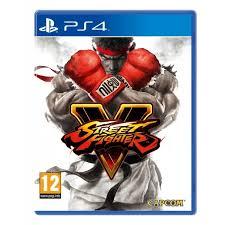 street fighter v ps4 game ozgameshop com