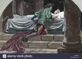Romeo And Juliet Death Scene Romeo Juliet Death Stock Photos Romeo Juliet Death Stock Images