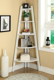 Corner Shelves For Sale LYSSThis fivetier ladder shelf is perfect in any corner of your 19