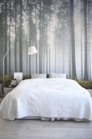 Slaapkamer Inspiratie Behang Minimalistische Fotobehang Slaapkamer