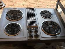 jenn air stove top. jenn air downdraft stainless with grill unit stove top o