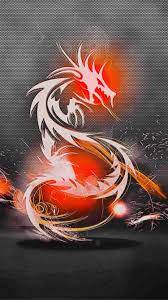 Fire Wallpaper Iphone 6 Dragon