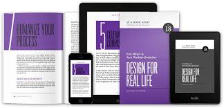 Design For Real Life Design For Real Life Book Design Typography Writing A Book