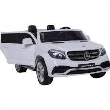 <b>Детский электромобиль Harleybella</b> Mercedes-Benz GLS63 ...