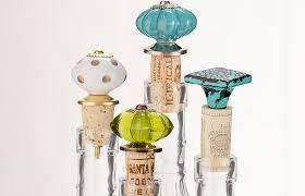Decorative Bottle Stoppers Decorative Wine Corks Craft Ideas 3