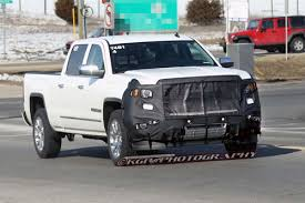 cadillac truck 2014. spy shotsu20142014 gmc sierra denali fills void left by cadillac escalade ext chevy truck forum gm club 2014