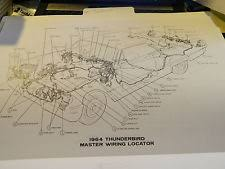 ford thunderbird parts 1966 ford thunderbird wiring diagram 20 pages must have fits ford thunderbird