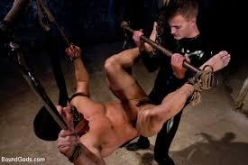 Stories bondage gay male