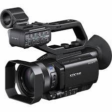 sony video camera 4k. sony pxw-x70 4k camcorder video camera 4k