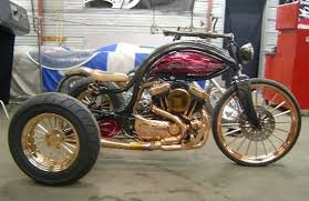 seven incredible steampunk motorcycles recyclenation