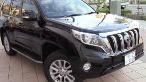 Sep 2013 New Toyota Land Cruiser Prado - YouTube