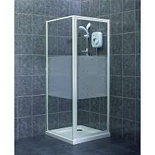 Fine Curved Shower Enclosures Uk Wickes Pivot Frosted Enclosure Inside Design