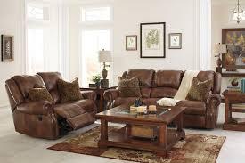 Reclining Living Room Sets Walworth Auburn Reclining Living Room Set W Power Signature