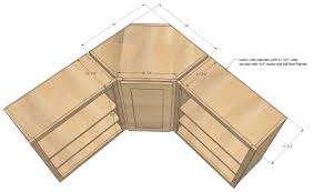 Corner Kitchen Cabinets Design Blind Corner Base Cabinet Options Best Home Furniture Decoration