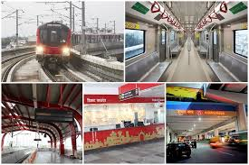 Lucknow Metro Begins Service From Fares Stations To