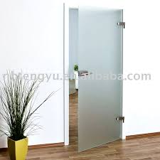 glass swing door fair or other ideas painting bedroom design newfangled