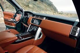 land rover interior 2013. interior of the 2013 range rover luxury suv land