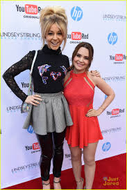 Bethany Mota & Rosanna Pansino Support Lindsey Stirling at 'Brave Enough'  Documentary Premiere: Photo 1088825 | Bethany Mota, Lindsey Stirling,  Rosanna Pansino, Sam Tsui Pictures | Just Jared Jr.