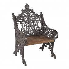 vintage victorian rustic cast iron