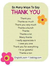 Saying Thank You Quotes Enchanting Quotes About Saying Thank You 48 Quotes