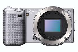 Sony Nex Comparison Chart Sony Nex 5 Comparison Review