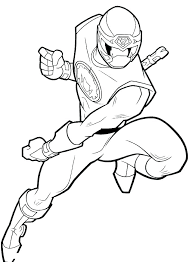 Ninjas Coloring Pages