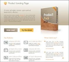 sale page template 45 best landing page templates want more sales