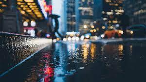 City Rain Wallpapers - 4k, HD City Rain ...
