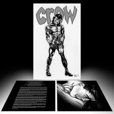 The Crow Comic Accompaniment By Trust Obey Fear And Bullets