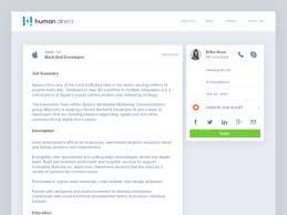Job Posting Site Job Post Ui Ux Ui Pinterest Job Posting Mobile Design