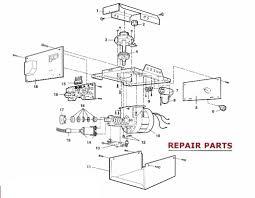 chamberlain garage door opener manual change code parts 9