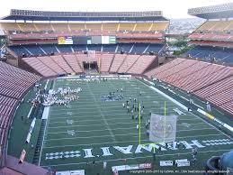 Aloha Stadium Red B Rateyourseats Com