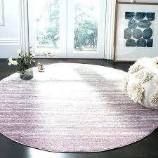 round purple rug vintage cream and black dark runner ruger lcp uk