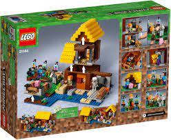 Đồ Chơi LEGO Minecraft 21144 - Nông Trại (LEGO Minecraft 21144 The Farm  Cottage)