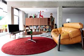 Red Living Room Rug Red Round Area Rug Rugs Ideas
