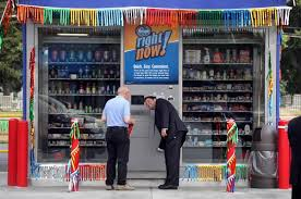 Shop 24 7 Vending Machine New 4848 Vending Systems Smart Stores