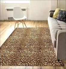 zebra print rug with pink trim impressive animal rugs pertaining to area modern