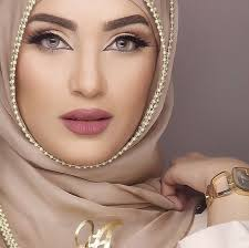 makeup ideas for party with hijab 3