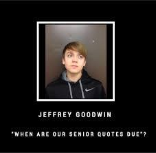 Senior Quote Unique What Will Your Senior Quote Be BHS Blueprint