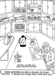 Fire Safety Coloring Pages Kinder Fire Safety Fire Safety For