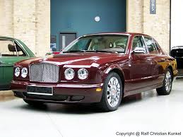 2005 Bentley Arnage rl – pictures, information and specs - Auto ...