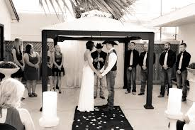 another outdoor wedding on the las vegas strip in le pavilion at mon bel ami wedding